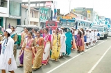 Annual Marian school walk