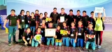 Revelations youngsters win gold at first int'l outing