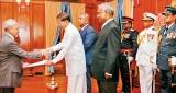 Sri Lankan President thanks Pakistan for support to end terrorism