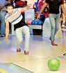 Double for Luxe Asia at TTSC Bowling