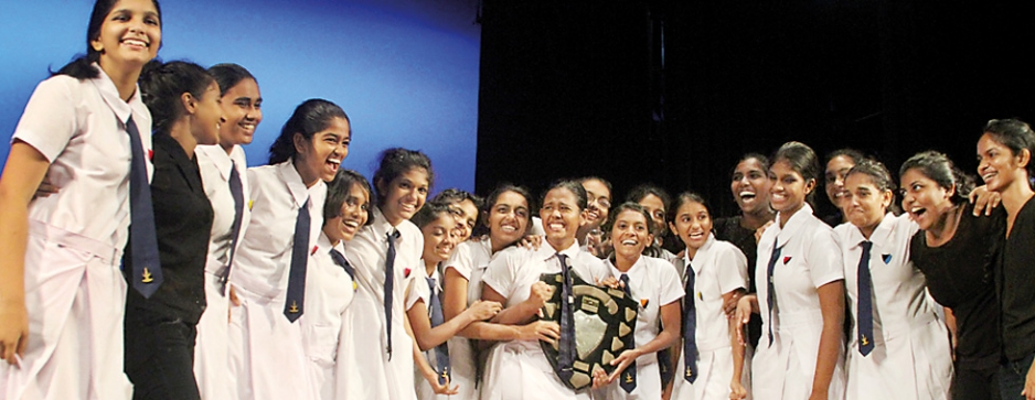 Visakha cast steal the show at drama comp