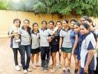 Upekkha best at the nets