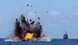 China unhappy after Indonesia sinks illegal fishermen's boats