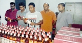 Myanmar embassy driver caught selling foreign liquor to Excise decoys