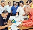 Priyan Rajapaksa launches maiden book