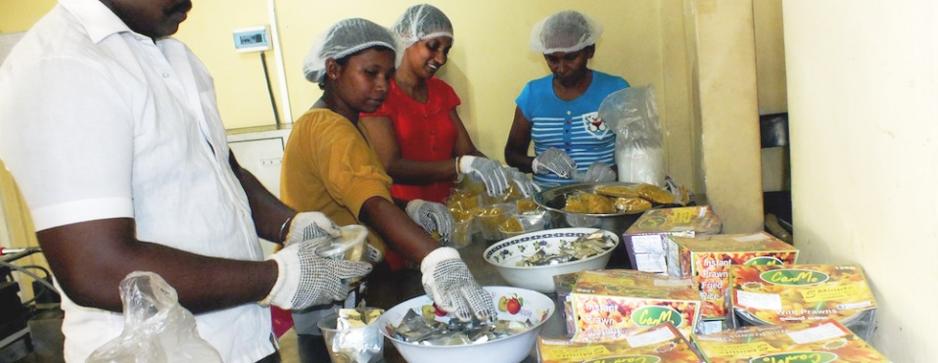 Revolutionary instant rice from  Sri Lankan entrepreneur