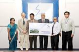 Aid for Batticaloa Teaching Hospital