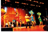 Sunil shines at Super Golden Chimes Concert