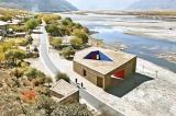Designing to blend with rural settings