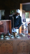 'Yaare tea' the traditional way