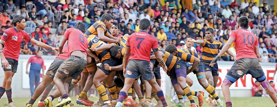 Now it all leads to the Royal-Isipathana clash