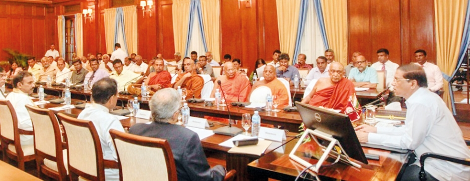 President pledges dissolution if 20A not approved