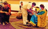 20 in hospital after Queen's birthday dinner at Colombo hotel