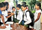 Water & the Environment Junior Quiz 2015