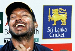Sanga to call it a day after second Test against India