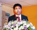Amarasuriya, 3rd generation Colombo University Alumni President