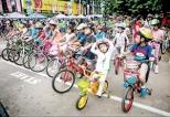 Pedal Pushers fun ride on July 26