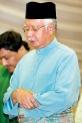 US$ 700m bank deposits scandal haunts Malaysian PM Najib