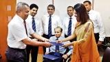 Sri Lanka Paralympic team gets Allianz support