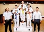 Kalpa and Sasha win at Karate