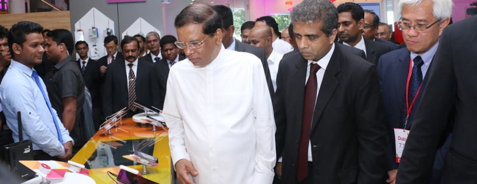 President opens new Dialog Corporate Headquarters