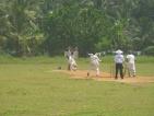 Chihan's ton not enough to surpass Rio SC's first innings score