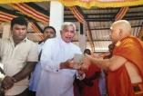 Foundation stone laid for new building at Dharmashramaya Dematagoda