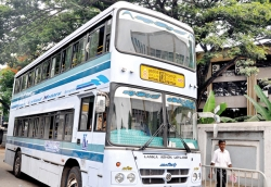 New age double-deckers back on the road