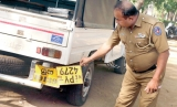 Ex-Sgt Major, wife arrested; 47,000 UPFA posters in car with false number plates