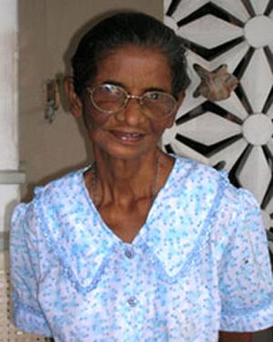 SISTER <b>RITA PERERA</b> - Sr.Rita-1