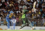 Afridi legend mows the Lankans down