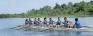 Row…Row eight in a boat gently down the stream