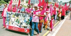 Sri Lanka's first women's trade union close to registration