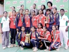 Familians K'gala netball queens for the eighth successive year