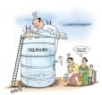 Election rhetoric and economic reality: Promises sans finances, vision without policies