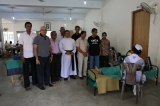 YMCA Moratuwa conducts Blood Donation campaign and free medical clinic