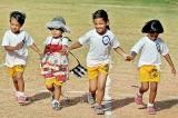 Little kids of Little Angels Montessori