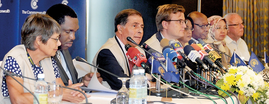 Urgent reform of electoral laws needed: Observers