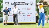 Schools' golf back on course