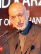 Extremism, terrorism common threats to international community: Ex-president Karzai