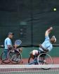 Sinha regiment win wheel chair tennis
