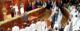 National Government in place, but President Sirisena faces stiff dissent within the SLFP