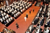 The inauguration of the 8th Parliament