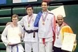 Harinda takes Wado Kai bronze