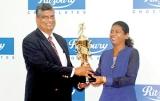 Rajiva with sprint queen