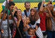 Europe sees its regime-change refugees