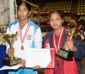 Anuradha, Madumali emerge top boxers of the meet