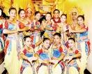 Sri Lankan dancing in the States