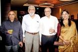 Veteran Sri Lankan industrialist felicitated