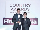 Commercial Bank receives FinanceAsia Best Bank Country Award 2015